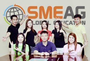 SMEAG - Học viện anh ngữ lớn nhất Philippines.