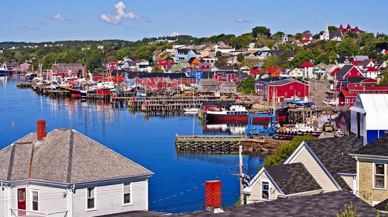 Khung cảnh tuyệt đẹp tại Nova Scotia