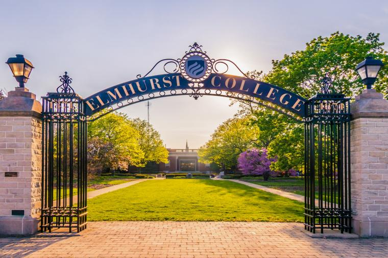 Du học Mỹ trường Elmhurst College