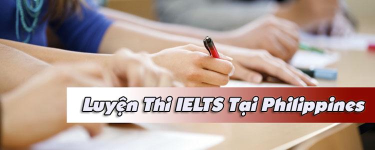 Luyện thi IELTS tại Philippines