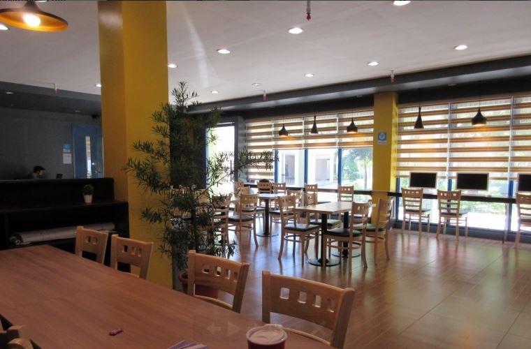 Phòng học khang trang tại trường Pines Internation Academy