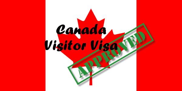 Thủ tục xin visa du lịch Canada