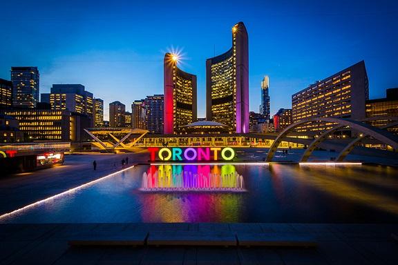 Thành phố Toronto - Canada