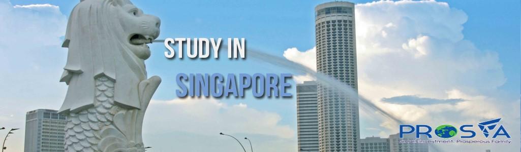 Điều kiện du học Singapore cũng tương đối dễ hơn những nước phát triển khác.