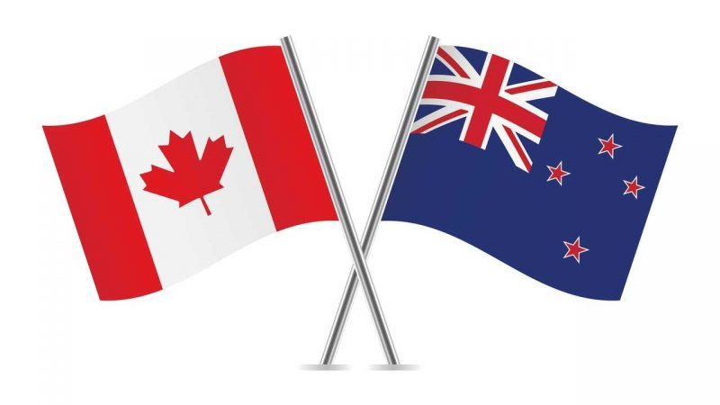 Du học Canada hay New Zealand