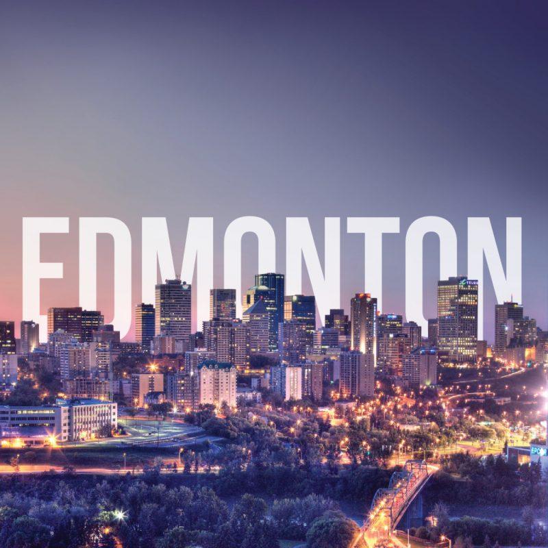 Thành phố Edmonton - Canada