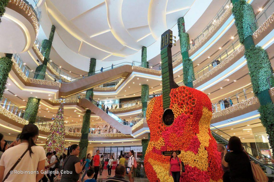 Du học tiếng Anh tại Cebu - Robinson Mall