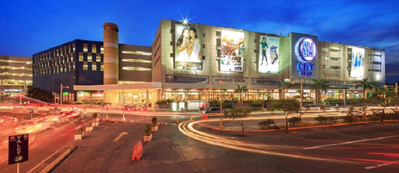 Du học tiếng Anh tại Cebu - SM Mall Cebu City