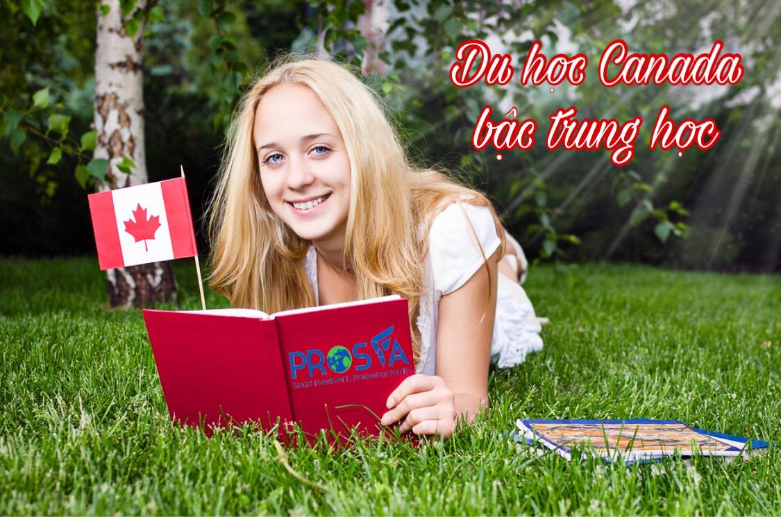 Du học trung học tại Canada