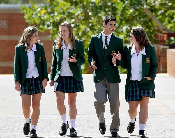 Du học Úc bậc trung học