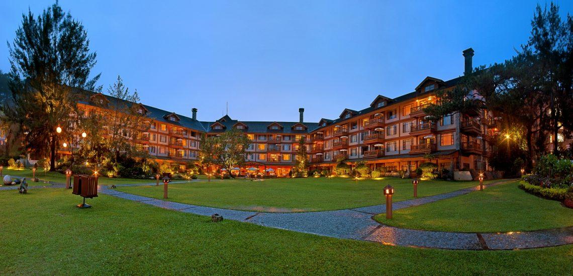 Du học tại Baguio - Camp John Hey