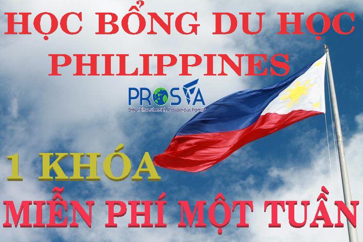 Học bổng du học Philippines