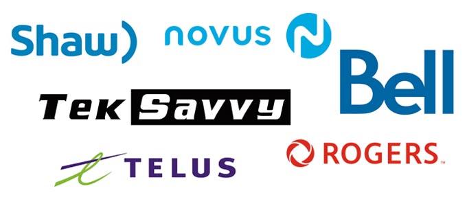 Mạng lưới thông tin liên lạc ở Canada
