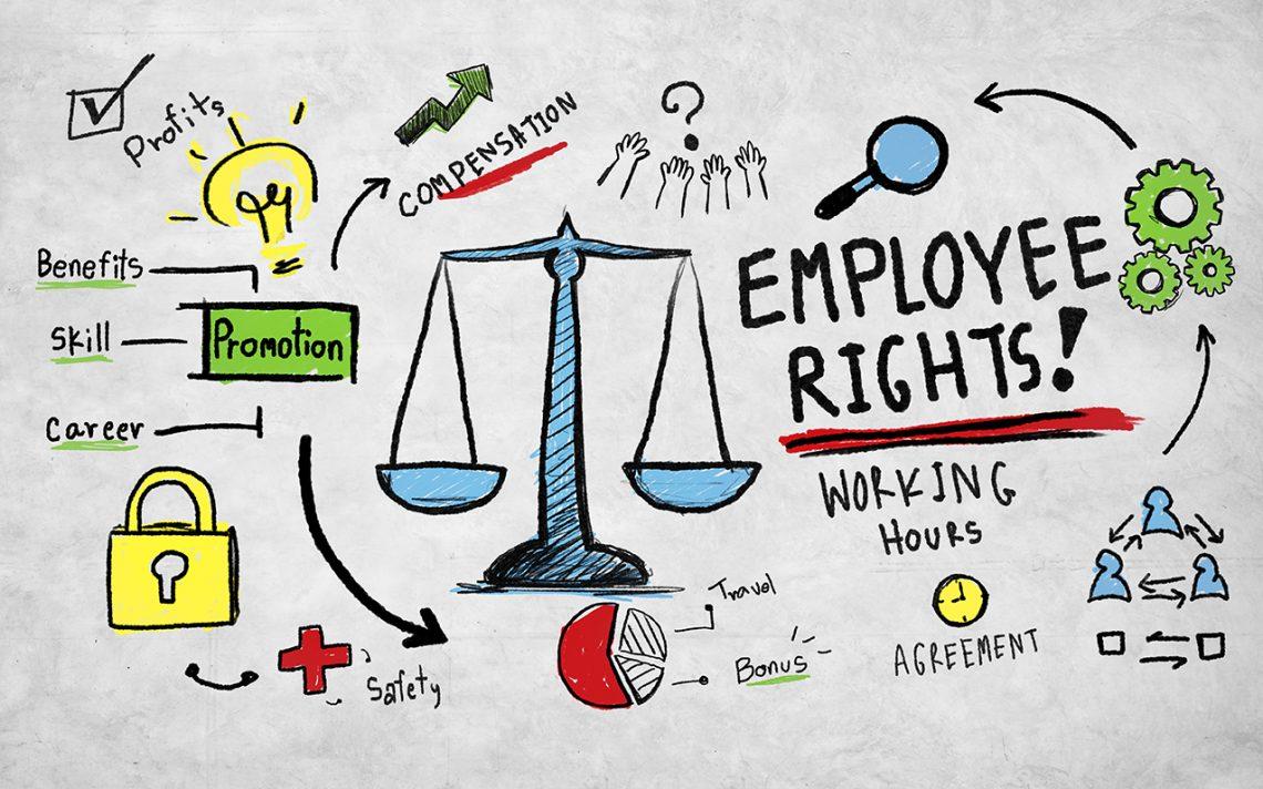 Quyền và lợi ích của người lao động tại Canada