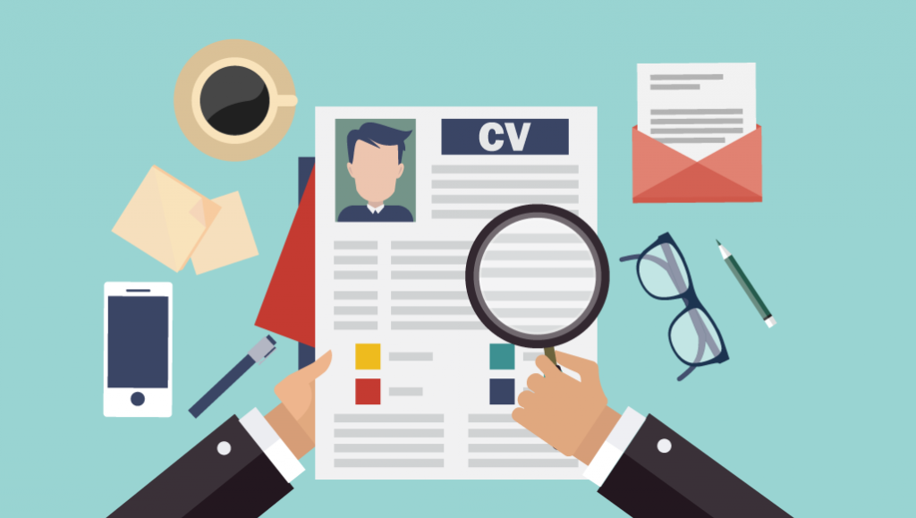 Hồ sơ tốt sẽ là điểm cộng cho buổi phỏng vấn của bạn