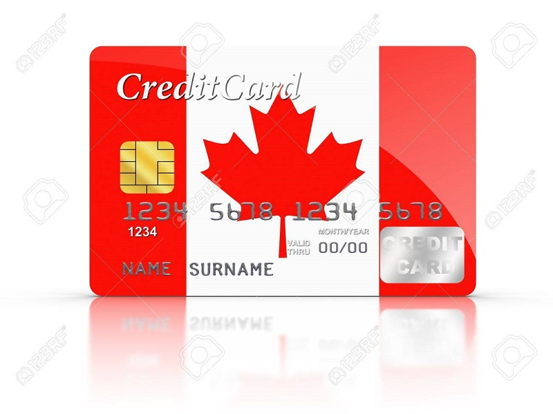 Thẻ ngân hàng tại Canada